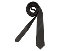 Krawatte ' Slim ' schwarz