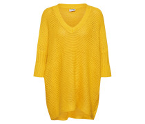 Pullover 'vera' goldgelb