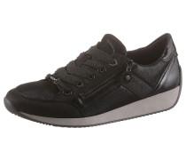 Sneaker 'Lissabon' schwarz