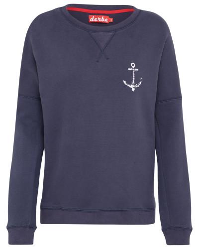 Sweatshirt 'thelma' navy