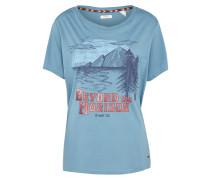 T-Shirt 'LW Topaz Lake' rauchblau