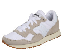 Schuhe 'dxn Vintage' beige / creme / weiß