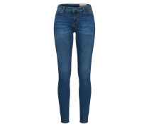 Skinny Jeans 'rcs MR' blue denim