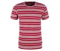 T-Shirt rosa / rot
