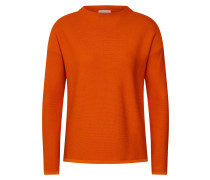 Pullover 'Medina' orange