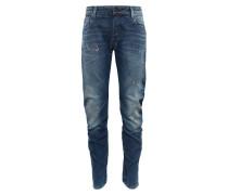 Jeans in Slim Fit 'Arc 3D' blue denim