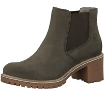 Chelsea-Stiefelette oliv