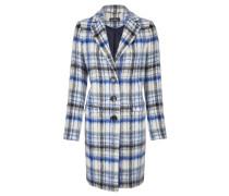 Mantel blau