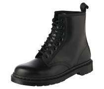 Schnürstiefel '8-Eye Boot' schwarz