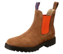 Boots 'Fraser' braun / orange