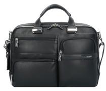 Businesstasche 'Sunstone' 41 cm schwarz