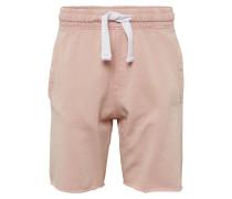 Shorts 'washed Shorts' rosa