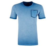 Shirt himmelblau / hellblau