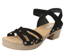 Sandale 'v6886-00' schwarz