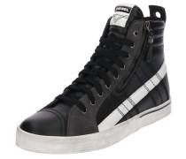 Sneaker 'd-Velows' schwarz / weiß