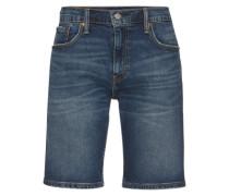 '502™ Regular' Shorts dunkelblau