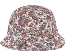 Hat 'Flower Pattern Bucket'