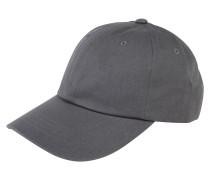 Cap 'Low Profile Cotton Twill ' anthrazit