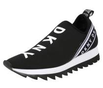 Sneaker 'abbi' schwarz