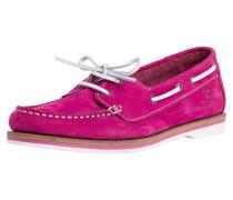 Bootsschuh pink