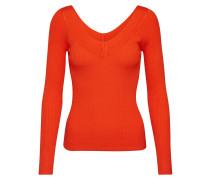 Pullover & Strickjacken 'onltanzia L/S V-Neck Pullover Knt'
