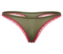 String grün / pink