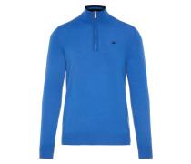 'Kian 2.0 Tour Merino' Pullover blau