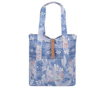 Market Handtasche himmelblau
