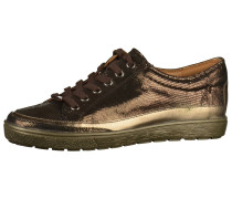 Sneaker kastanienbraun / pueblo