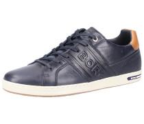 Sneaker navy / bronze