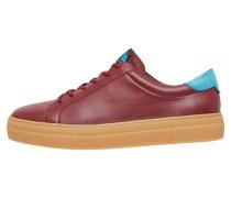 Sneaker türkis / mokka