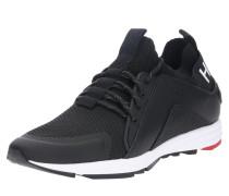 Sneaker 'Hybrid_Runn_knmx' schwarz