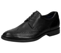 Schnürschuh 'Forkan-XL' schwarz