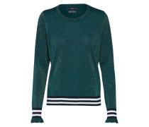 Pullover tanne / schwarz