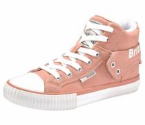 Sneaker 'Roco' lachs / weiß