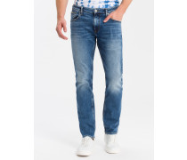 Jeans ' Damien ' blue denim