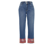 Regular Fit Jeans 'chad' blau