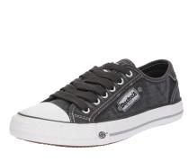 Sneaker anthrazit / weiß
