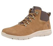 Sneaker 'Boltero Leather Hiker' braun