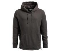 Sweatshirt 'pirol' dunkelbraun
