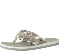 Sandale 'Anhänger' mischfarben