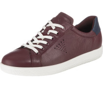 Sneakers Low 'Soft 1' dunkelblau / rotviolett