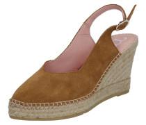 Sandalette 'denis6' beige / camel