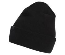 Mütze 'Ikonik' schwarz