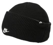 Mütze 'beanie' schwarz