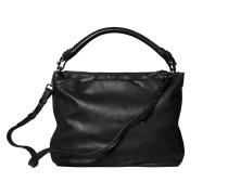 Hobo Bag 'eight' schwarz