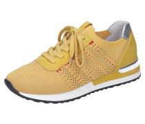 Sneaker gelb