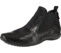 Chelsea Boots 'Stone' schwarz