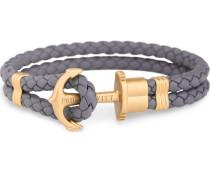 Armband gold / stone