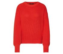Pullover 'Pullover' rot